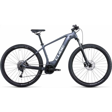 Cube Reaction Hybrid Performance 625 Wh E-Bike Hardtail...
