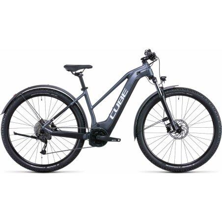 Cube Reaction Hybrid Performance Allroad 625 Wh E-Bike...