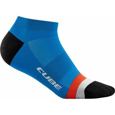 Cube Socke Low Cut Teamline...