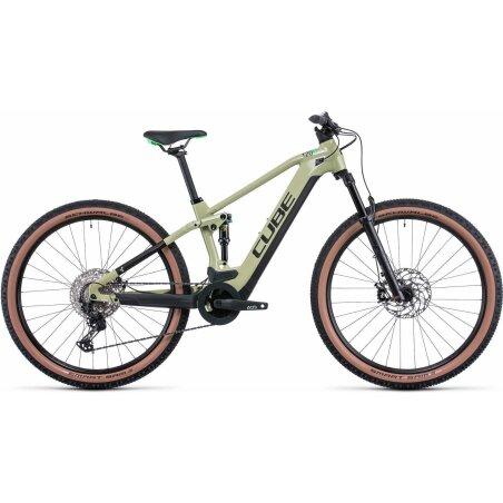 Cube Stereo Hybrid 120 Race 625 Wh E-Bike Fully...