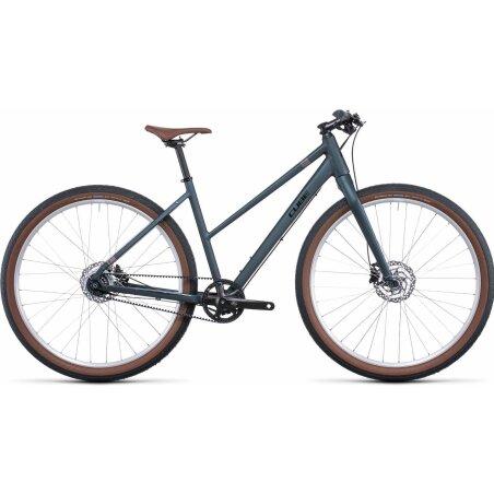 "Cube Hyde Pro Urban Bike Trapeze 28""..."
