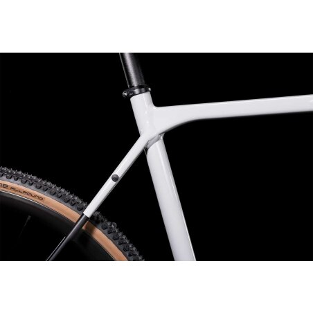 "Cube Cross Race Cyclocross Rad Diamant 28"" grey´n´orange"