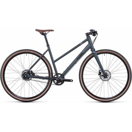 "Cube Hyde Race Urban Bike Trapeze 28""..."