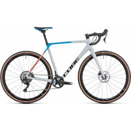 "Cube Cross Race C:62 SL Cyclocross Rad Diamant 28""..."