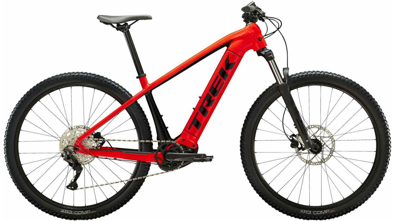Trek Powerfly 4 500 Wh E-Bike Hardtail radioactive red/trek black