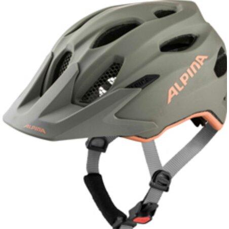 Alpina Carapax Junior Flash Kinder-Helm moon-grey-peach...