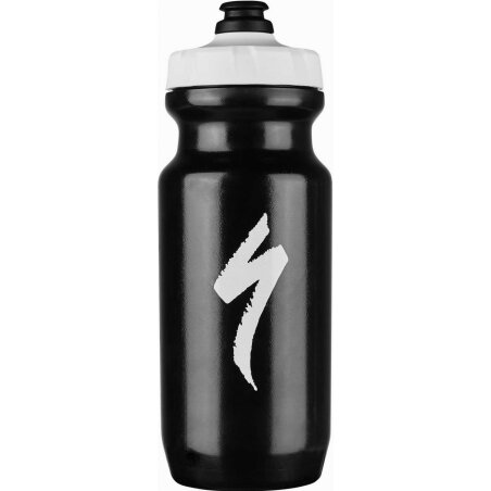 Specialized Little Big Mouth Trinkflasche black/white 600 ml