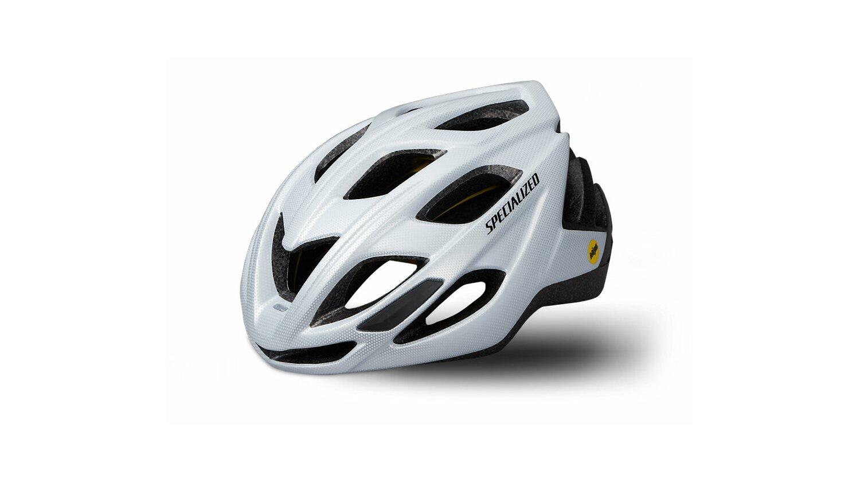 Specialized Chamonix Mips Helm gloss white