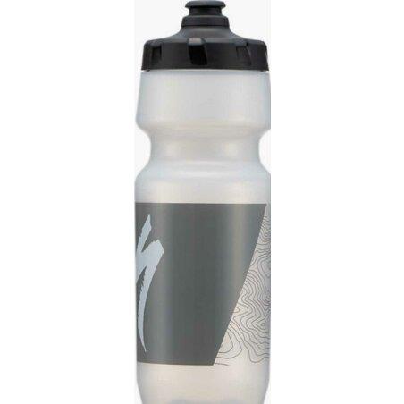 Specialized BM 2ND Gen EA Trinkflasche translucent/grey...