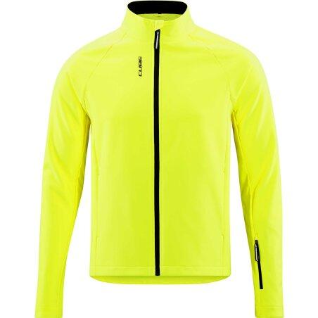 Cube ATX Softshell Jacke Safety neon yellow
