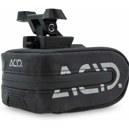 Acid Satteltasche Click XS black 0,3 L
