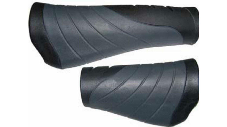 MATRIX Lenkergriff G9 Triple Density schwarz / grau kurz 130/92 mm