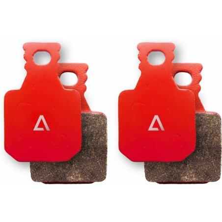 Acid Scheibenbremsbelag Magura MT7 red