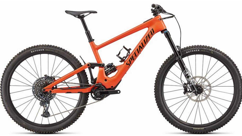 "Specialized Turbo Kenevo SL Comp Carbon 320 Wh E-Bike Fully 29"" gloss blaze/black"