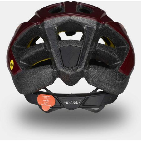 Specialized Chamonix Mips Helm gloss maroon