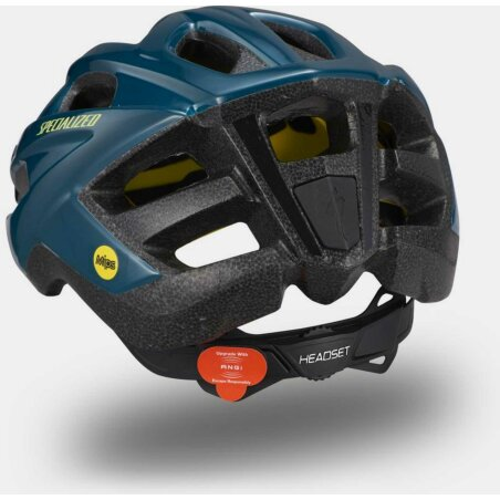 Specialized Chamonix Mips Helm gloss tropical teal