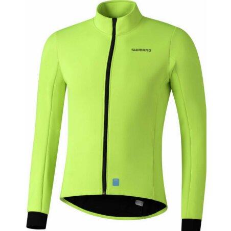 Shimano Element Jacke yellow