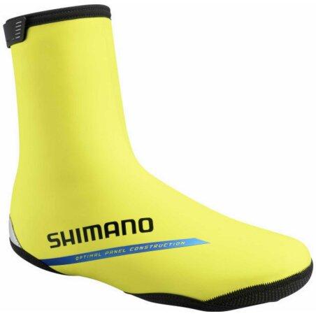 Shimano Road Thermal Überschuhe neon yellow