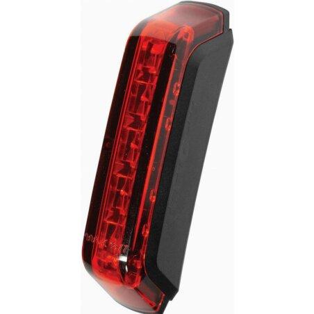 Trelock LS 413 COB LINE LED Rücklicht Dynamo schwarz