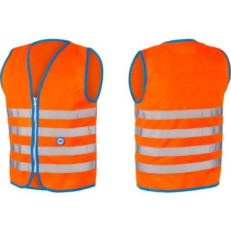 Wowow Kinder Fun Sicherheitsweste orange