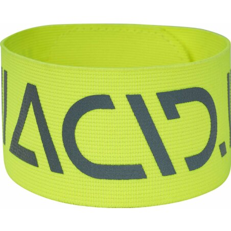 Acid Safety Band yellow 400 x 50 mm