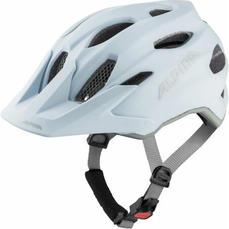Alpina Carapax Junior Kinder-Helm dove blue-grey matt...