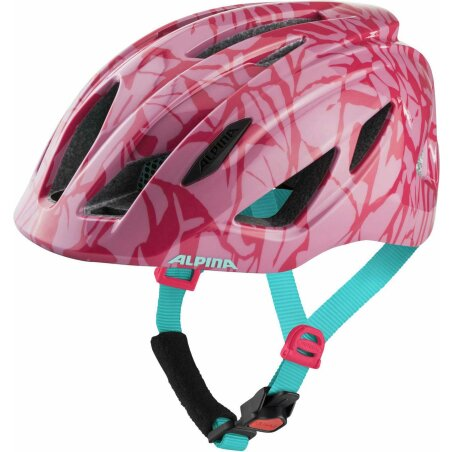 Alpina Pico Kinder-Helm pink-sparkel gloss 50-55 cm