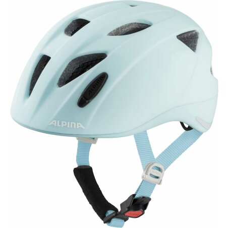 Alpina Ximo LE Kinder-Helm pastel-blue