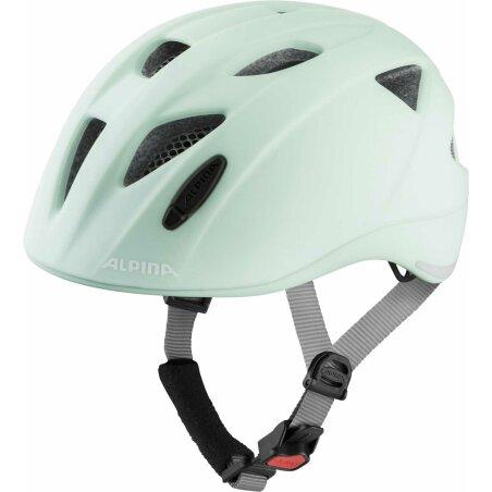 Alpina Ximo LE Kinder-Helm pastel-green matt