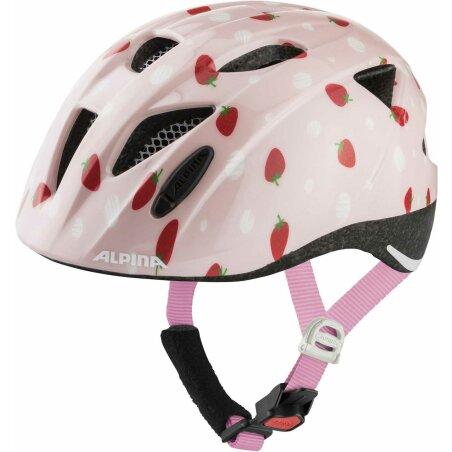 Alpina Ximo Kinder-Helm strawberry rose gloss