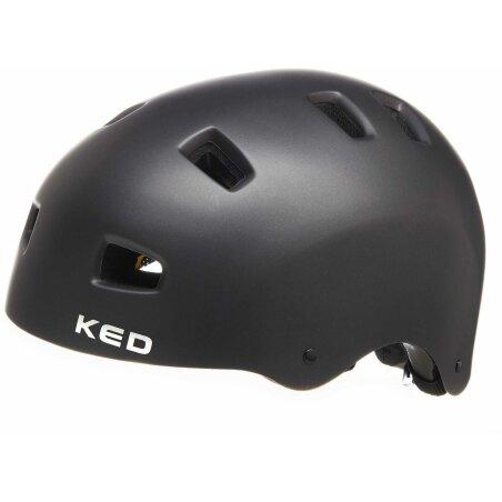 KED Citro Helm black matt