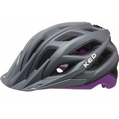 KED Companion MTB-Helm grey lilac matt