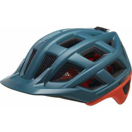 KED Crom MTB-Helm arcadia green orange matt