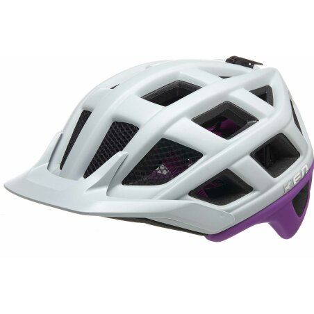 KED Crom MTB-Helm grey lilac matt