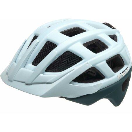 KED Kailu Kinder-Helm dusty mint dark teal matt