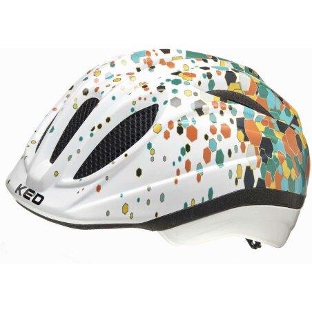 KED Meggy II Trend Kinder-Helm color blast
