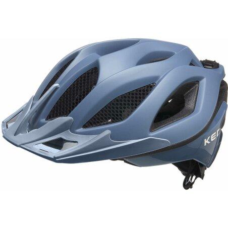 KED Spiri Two MTB-Helm blue grey matt
