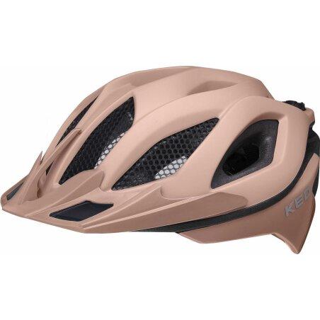 KED Spiri Two MTB-Helm tan rose matt