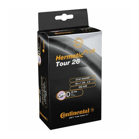 """Continental Tour 26 Wide Hermetic Plus Schlauch 26""""..."""