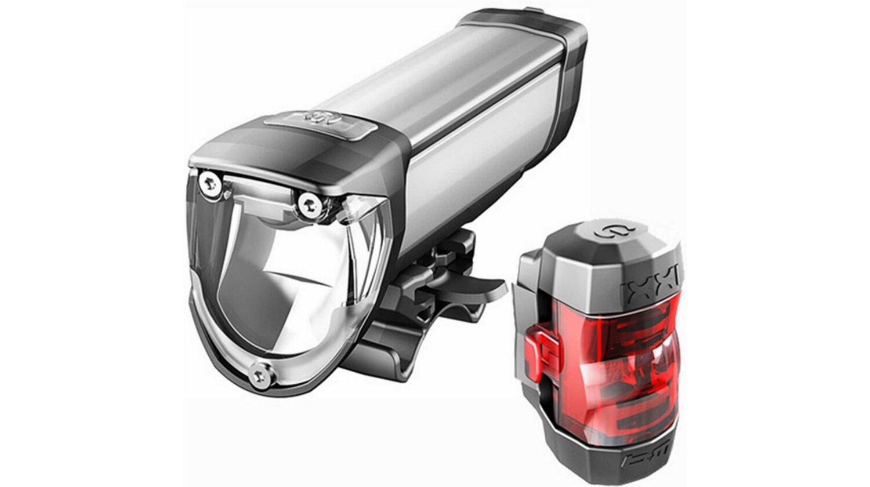 Busch & Müller Ixon Core + Ixxi LED Beleuchtungsset 180L/383