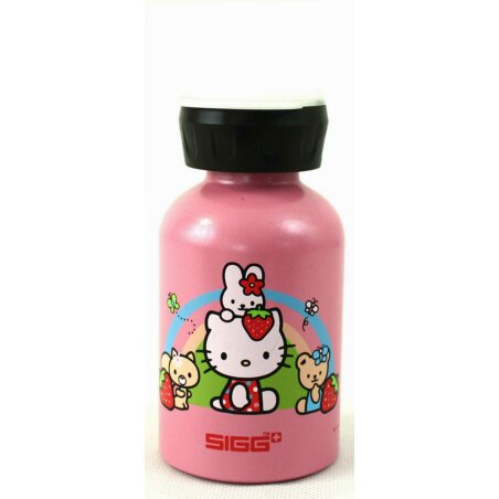 Sigg Hello Kitty Rainbow 0,3 l Trinkflasche