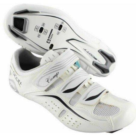 Scott Shoe Scott Road Comp Lady white 37
