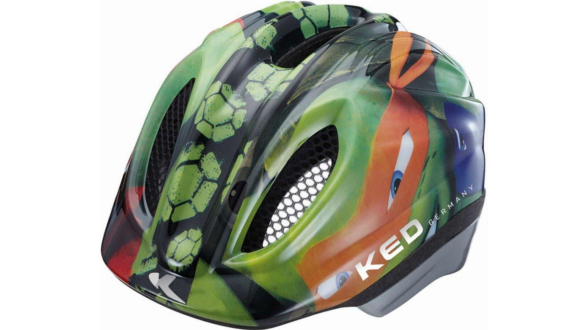 KED Meggy Originals Turtles Kinder Helm