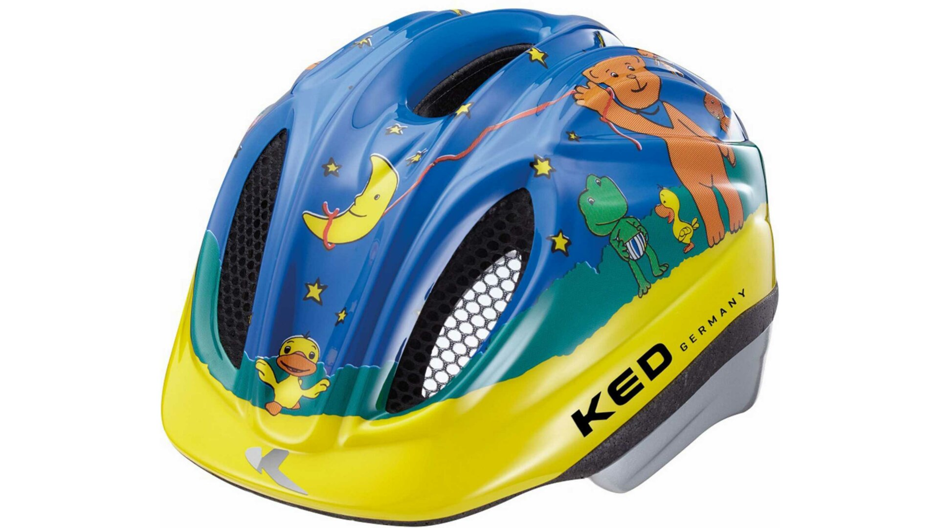 KED Meggy Originals Der Mondbär Kinder Helm