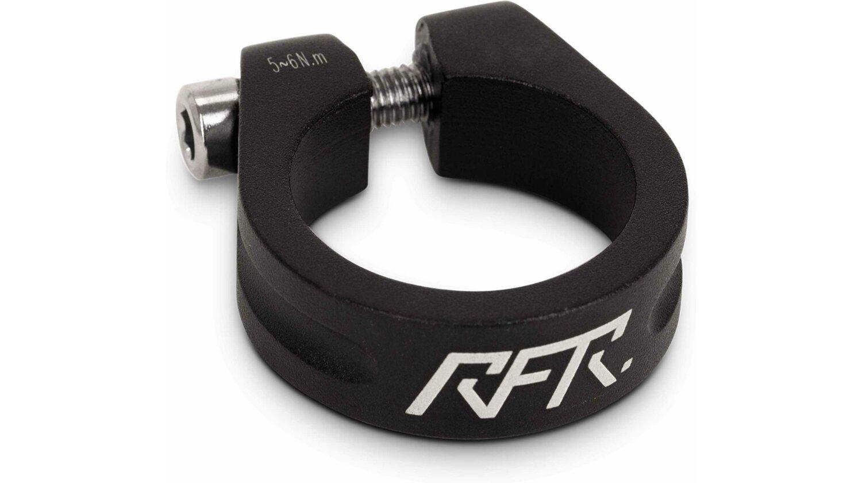RFR Sattelstützklemme schwarz 31,8 mm