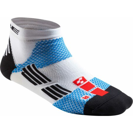 Cube Race Cut Teamline Socke 36-39