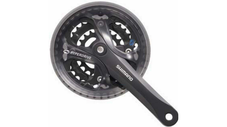 Shimano Acera FC-M361 Kurbelgarnitur schwarz 42x32x22 Zähne