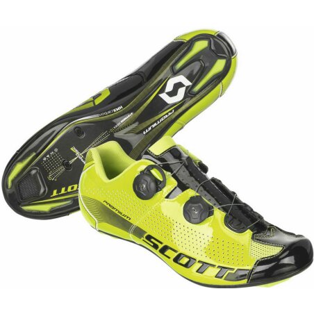 Scott Road Premium Schuh green/black gloss 45