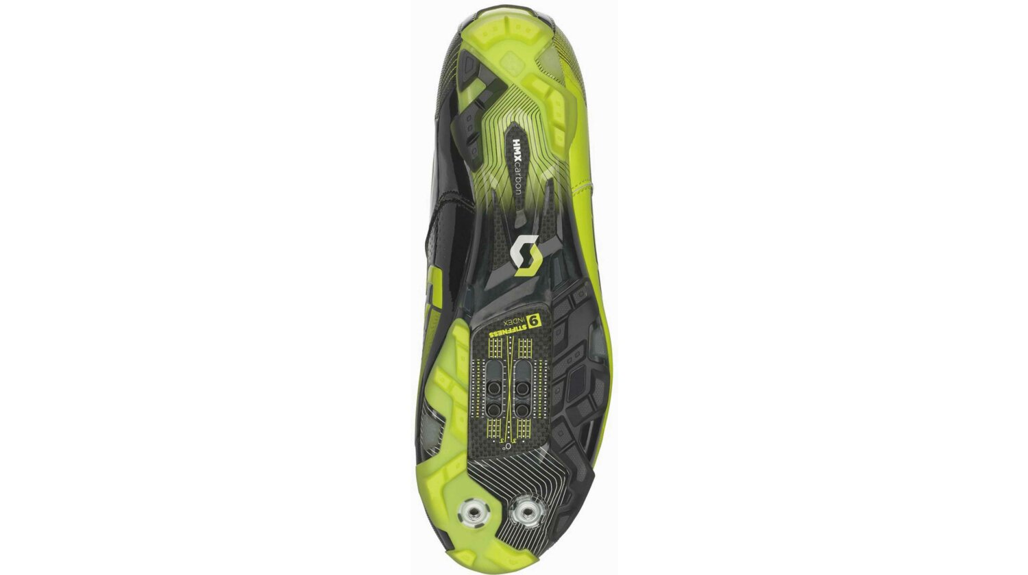Scott MTB Premium Schuh green/black gloss 42
