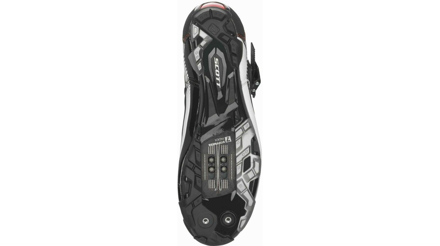 Scott MTB Pro Schuh white/black gloss 40